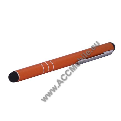 Érintőképernyő ceruza - kapacitív kijelzőhöz - NARANCS
