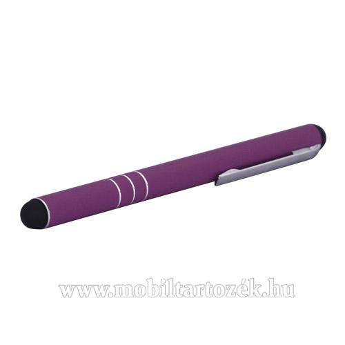 Érintőképernyő ceruza - kapacitív kijelzőhöz - LILA