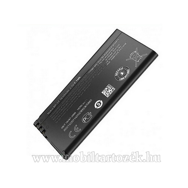 NOKIA BP-5T akku 1650 mAh LI-ION - NOKIA Lumia 820 - GYÁRI - Csomagolás nélküli