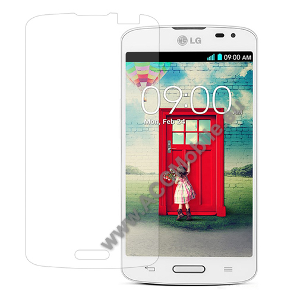Képernyővédő fólia - Clear - 1db, törlőkendővel - LG D315 F70