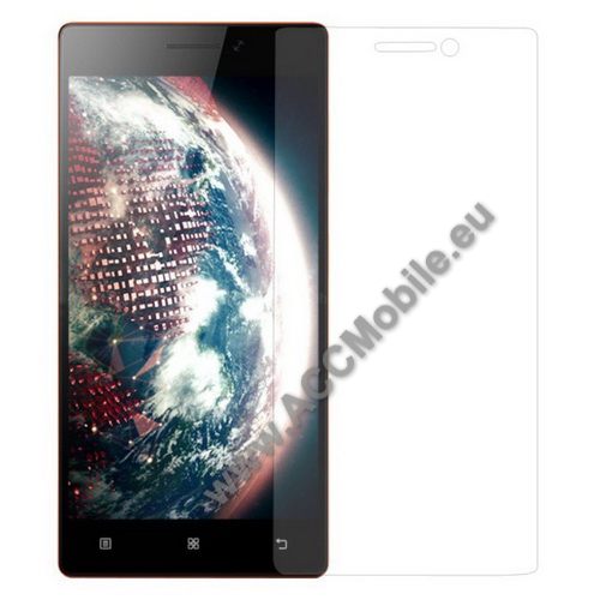 Előlap védő karcálló edzett üveg - 0.3mm vékony!, 9H - Lenovo Vibe X2