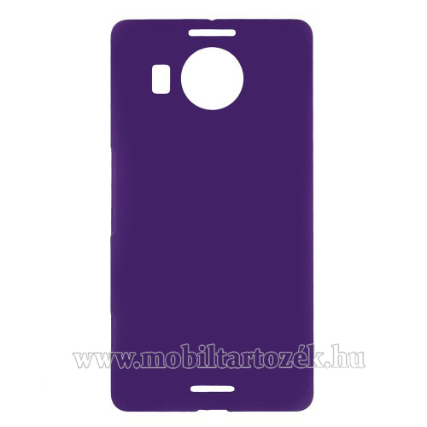 Műanyag védő tok / hátlap - Hybrid Protector - LILA - MICROSOFT Lumia 950 XL / MICROSOFT Lumia 950 XL Dual SIM