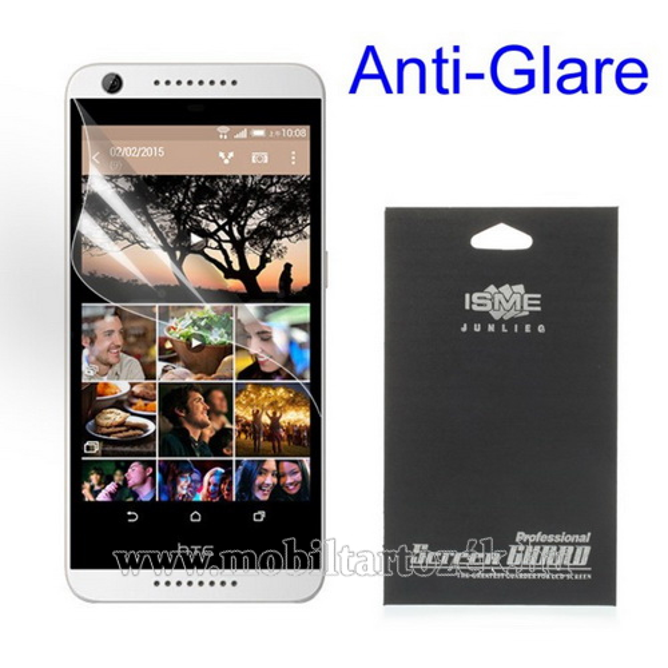 Képernyővédő fólia - Anti-glare - MATT! - 1db, törlőkendővel - HTC Desire 626