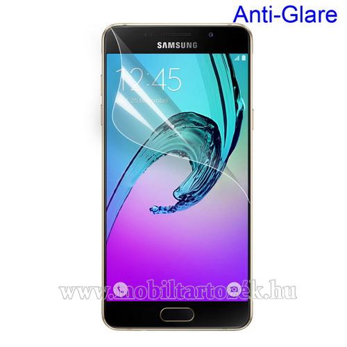 Képernyővédő fólia - Anti-glare - MATT! - 1db, törlőkendővel - SAMSUNG SM-A510F Galaxy A5 (2016)