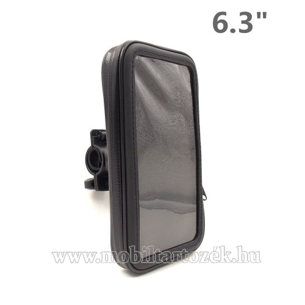 UNIVERZÁLIS biciklis / kerékpáros tartó konzol mobiltelefon készülékekhez - 6.3