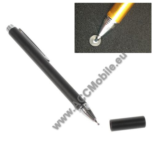 HUAWEI MediaPad T5 10Érintőképernyő ceruza - kapacitív kijelzőhöz, KÉZÍRÁSRA, RAJZOLÁSRA IS ALKALMAS - FEKETE