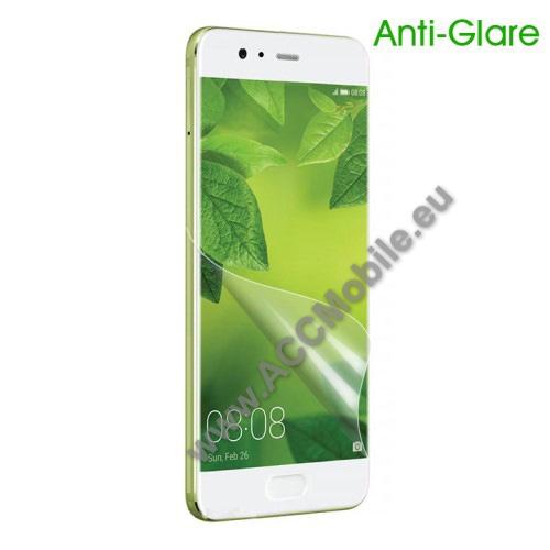 Képernyővédő fólia - Anti-glare - MATT! - 1db, törlőkendővel - HUAWEI P10