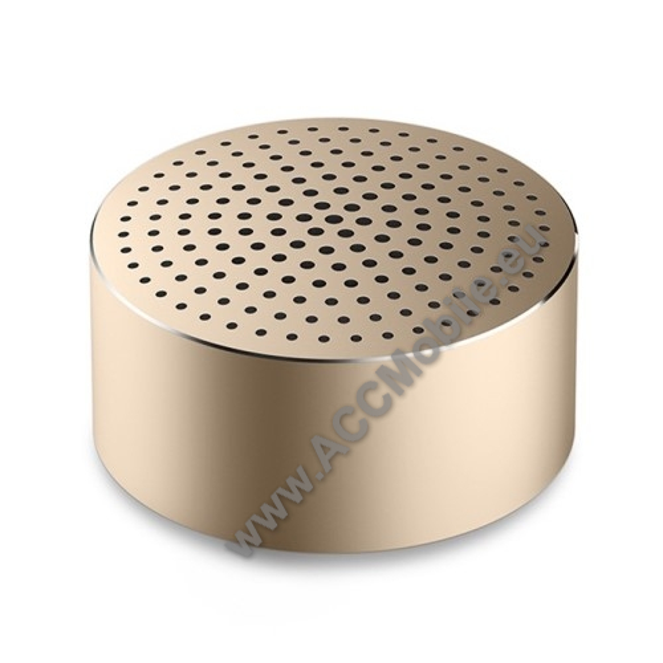 Xiaomi Bluetooth hangszóró és kihangosító - Bluetooth V4.0 - ARANY - GYÁRI
