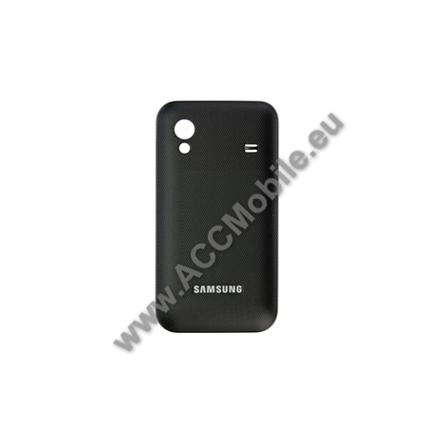 Akkufedél FEKETE - SAMSUNG GT-S5830 Galaxy Ace