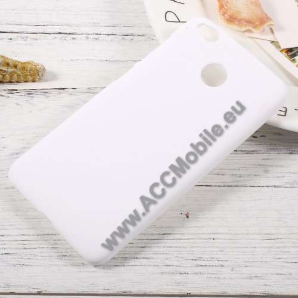 Mûanyag védõ tok / hátlap - FEHÉR - Hybrid Protector - Xiaomi Redmi 4X