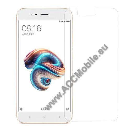 Elõlap védõ karcálló edzett üveg - 0,3 mm vékony, 9H, Arc Edge - Xiaomi Mi 5X / Xiaomi Mi A1