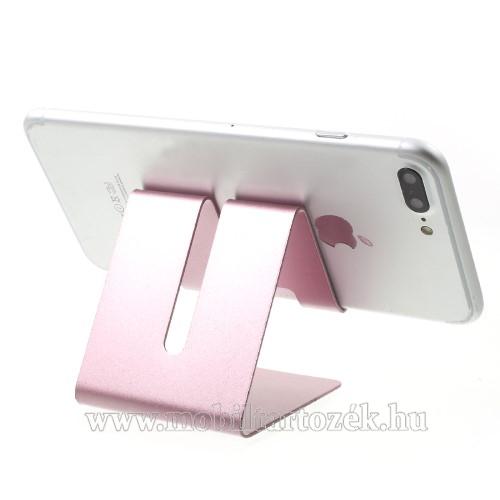 UNIVERZÁLIS asztali telefon tartó, állvány - ROSE GOLD