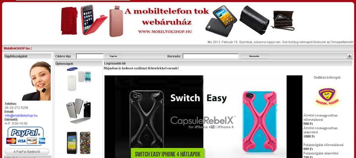 MobiltokSHOP.hu