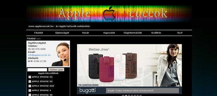 AppleCuccok.hu