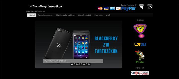 BlackberryShop.hu