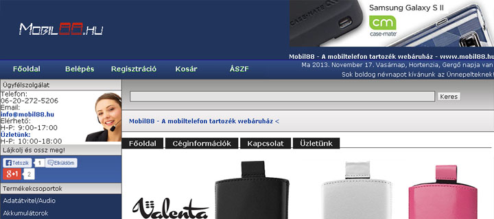 Mobil88.hu