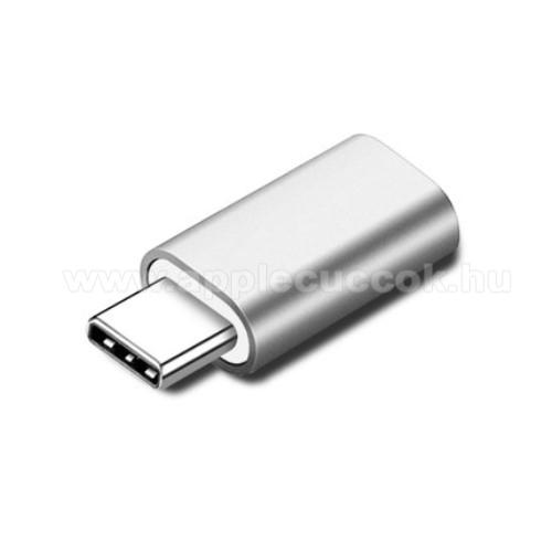 APPLE iPad Pro 11 (2020)Adapter Lightning-ot USB 3.1 Type C-re alakítja át - Adatátvitelre és töltésre képes, zenehallgatásra nem! - EZÜST