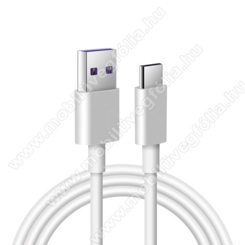 DJI Mavic AirAdatatátviteli kábel / USB töltő - USB / USB Type-C, 1m hosszú, 5A (csak a gyári töltővel!) - FEHÉR