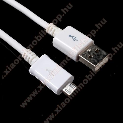 Xiaomi MI-2aAdatátvitel adatkábel - 1m, USB / micro USB - FEHÉR
