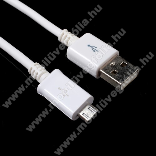 DJI Mavic ProAdatátvitel adatkábel - 1m, USB / micro USB - FEHÉR