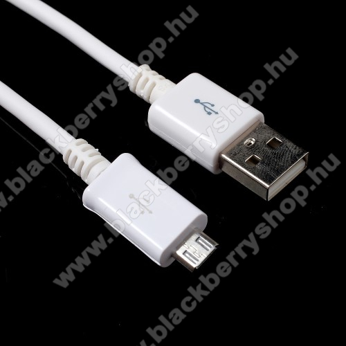 BLACKBERRY Z10Adatátvitel adatkábel - 1m, USB / micro USB - FEHÉR
