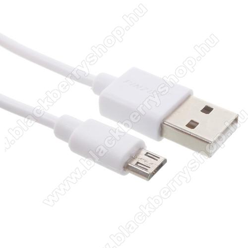 BLACKBERRY Q5Adatátvitel adatkábel - USB / micro USB - FEHÉR