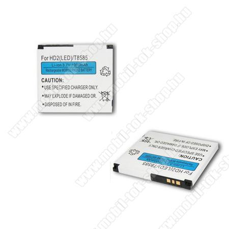 Akku 1000 mAh LI-ION (HTC BA S400 kompatibilis)