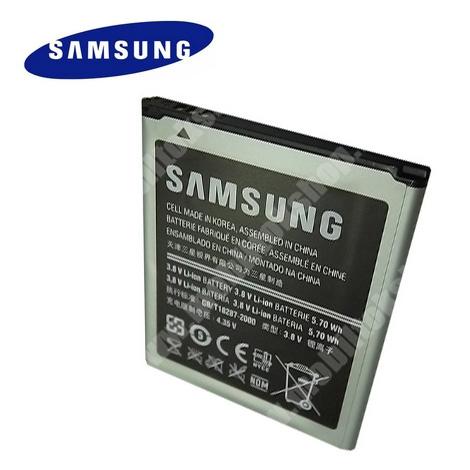 Akku 1500 mAh LI-ION - EB-F1M7FLU - GYÁRI - SAMSUNG GT-I8190 Galaxy SIII. Mini
