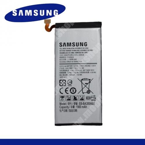 Akku 1900 mAh LI-ION - GH43-04381A - SAMSUNG SM-A300F Galaxy A3 - GYÁRI
