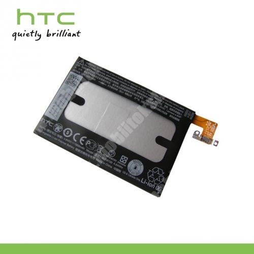 Akku 2600 mAh LI-Polymer - 35H00214-00M - HTC One 2014 (M8) / HTC One (M8 Eye) / HTC One M8s - GYÁRI - Csomagolás nélküli