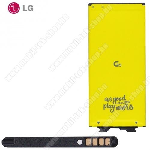 Akku 2700 mAh LI-ION - BL-42D / EAC63238801 - LG G5 (H850)