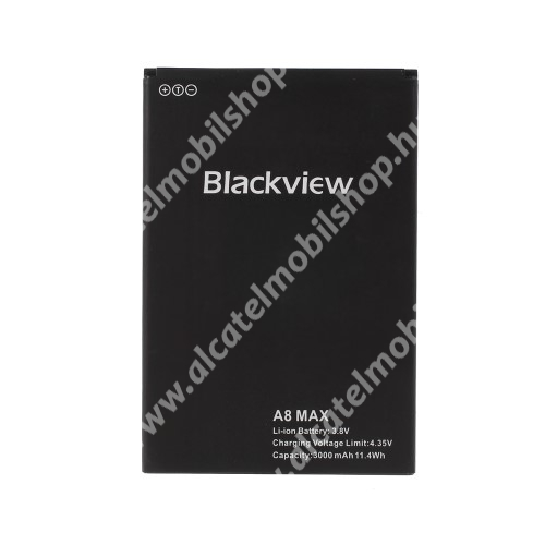 Akku 3000mAh LI-ION - BlackView A8 Max