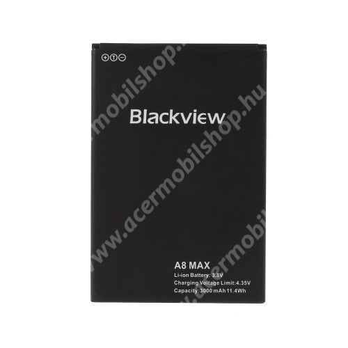Akku 3000mAh LI-ION - BlackView A8 Max