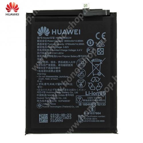 HUAWEI Honor View 10 Lite Akku 3750 mAh LI-ION (belső akku, beépítése szakértelmet igényel!) - HUAWEI Honor 8X / HUAWEI Honor View 10 Lite - HB386590ECW - GYÁRI