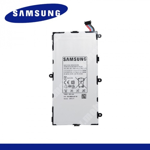 Akku 4000 mAh LI-ION - GH43-03911A - SAMSUNG P3200 Galaxy Tab 3 7.0 SM-T211 / P3210 Galaxy Tab 3 7.0 SM-T210 / SM-T2105 Galaxy Tab 3 Kids 7.0 - GYÁRI