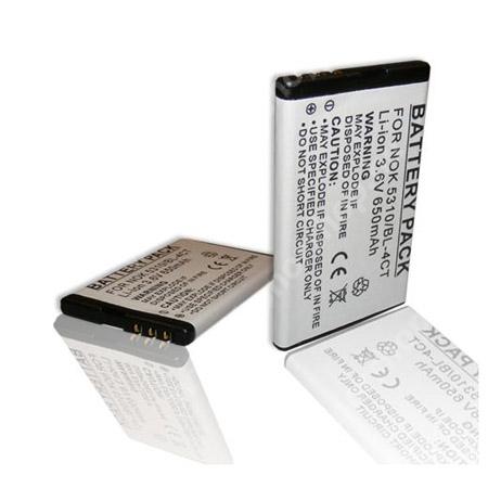 Akku NOKIA BL-4CT kompatibilis 950 mAh LI-ION