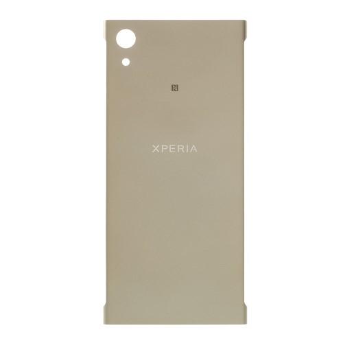 Akkufedél - ARANY - Sony Xperia XA1 - GYÁRI