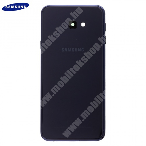 Akkufedél FEKETE - GH82-18152A - Samsung Galaxy J4 Plus (J415F) - GYÁRI