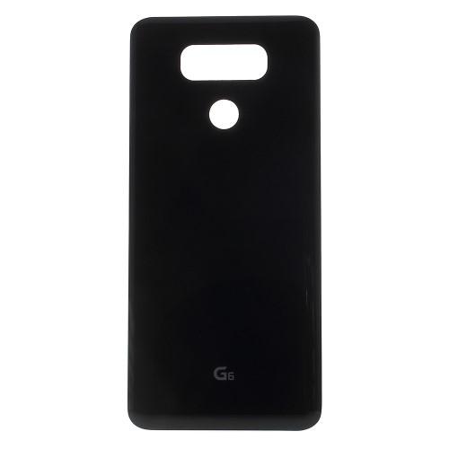Akkufedél - FEKETE - LG G6 - GYÁRI