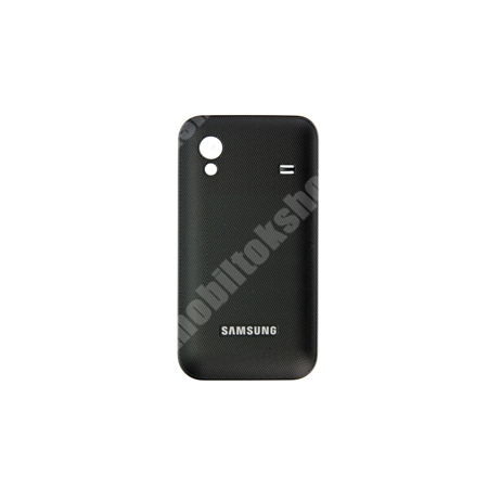 Akkufedél FEKETE - SAMSUNG GT-S5830 Galaxy Ace