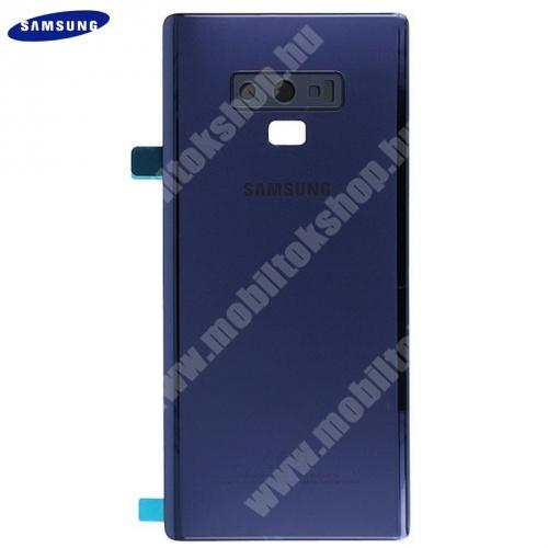 Akkufedél KÉK - GH82-16920B - Samsung Galaxy Note 9 (SM-N960F) - GYÁRI