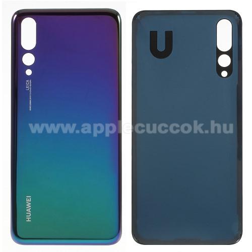 Akkufed�l - K�K - ragaszt�val - Huawei P20 Pro (2018) - GY�RI
