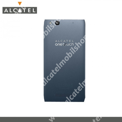 ALCATEL OT-6016X Idol 2 Mini Akkufedél SZÜRKE - BCJ3330C10C0 - ALCATEL OT-6016X Idol 2 Mini - GYÁRI