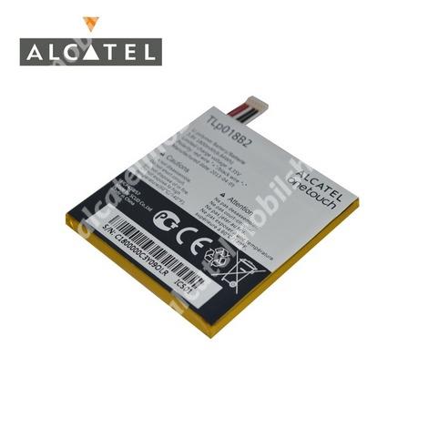 ALCATEL OT-6030D Idol ALCATEL akku 1800 mAh LI-ION - CAC1800000C3 - ALCATEL OT-6030D Idol - GYÁRI - Csomagolás nélküli