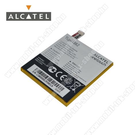 ALCATEL akku 1800 mAh LI-ION - CAC1800000C3 - ALCATEL OT-6030D Idol - GYÁRI - Csomagolás nélküli
