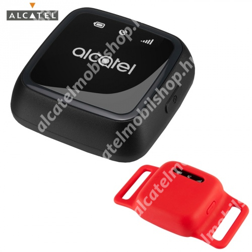 Alcatel One Touch Scribe X ALCATEL MOVE TRACK BLUETOOTH GPS riasztó / nyomkövető - táskába, autóba, kisállatra, valós idejű nyomkövetés - FEKETE - MK20X-2AALHU1 - GYÁRI