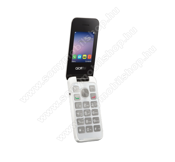 Alcatel OT-2051D, Dual SIM, Pure White
