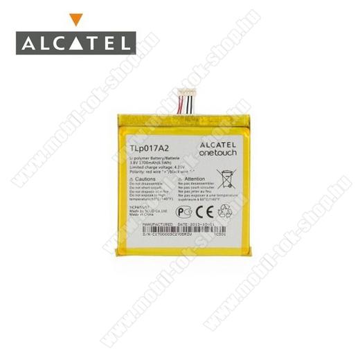 ALCATEL OT-6012D Idol Mini akku 1700 mAh LI-ION - GYÁRI - Csomagolás nélküli