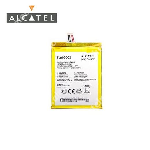 ALCATEL OT-6034 Idol S ALCATEL OT-6034 Idol S akku 2000 mAh LI-ION - GYÁRI - Csomagolás nélküli
