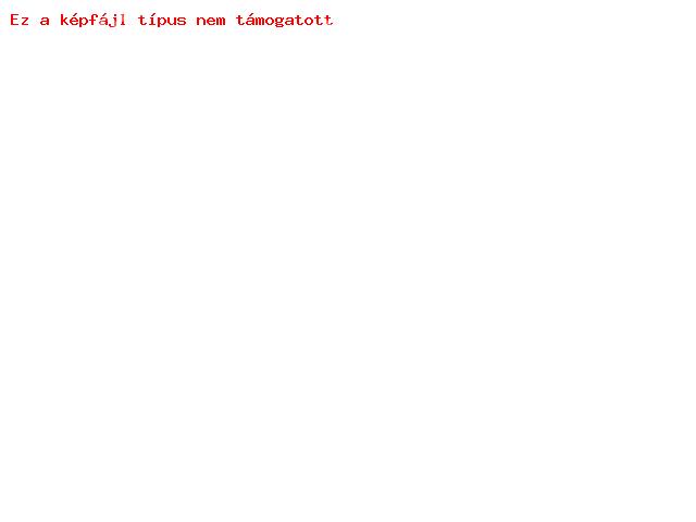 Apple iPhone 4/4S védőkeret - Bumper narancs/fehér